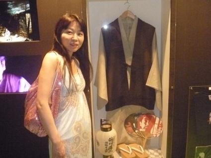 ブログ稲川衣装