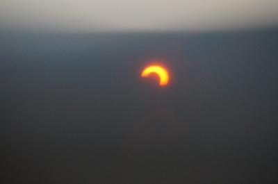 金環日食6