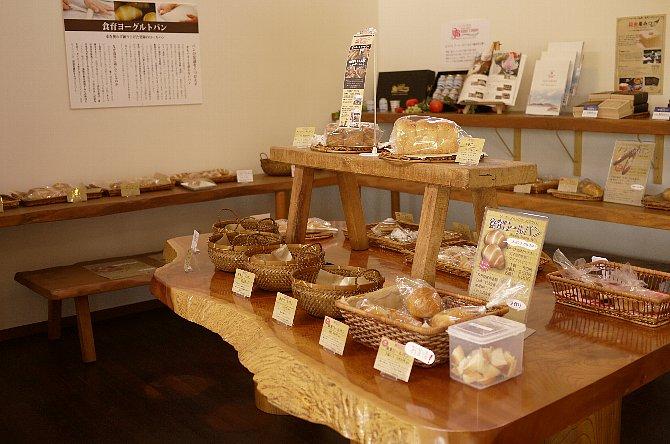 パン売り場