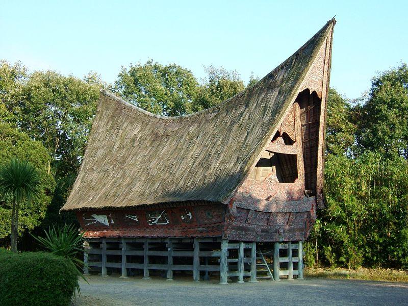 インドネシア バタック族