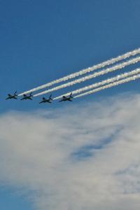 航空ショー1