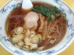 正油らー麺
