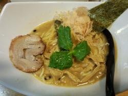 鶏節山賊麺