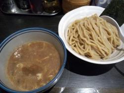濃厚煮干しつけ麺