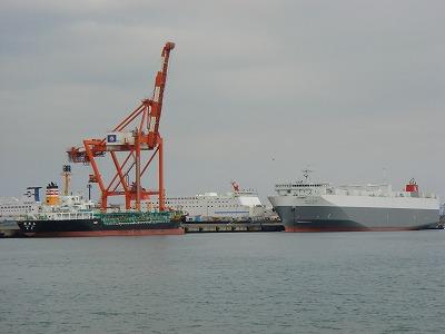 苫小牧港002