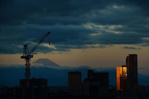 さよなら富士山