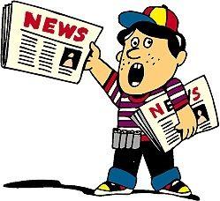 新聞ニュース