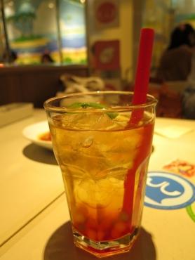 りんごのリンゴジュース