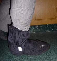 ブーツカバーショート01