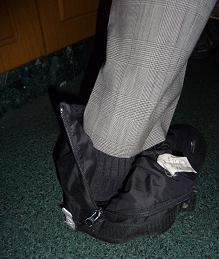 ブーツカバーショート02
