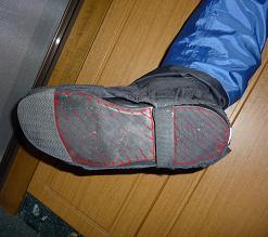 ブーツカバーショート05