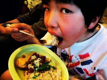 ゆる~む お食事4