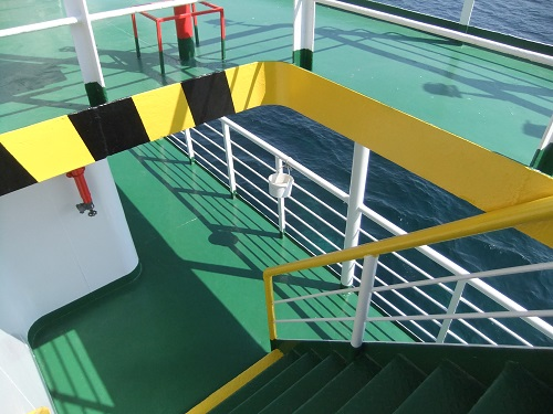 カヴァラ行きの船で (1)