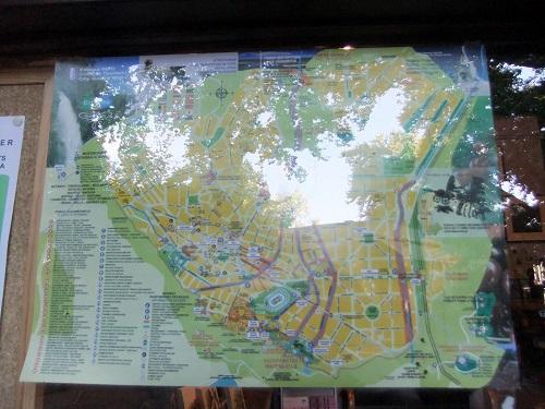 エデッサ_インフォメーションの地図