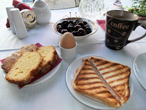 エデッサ_二回目の朝食