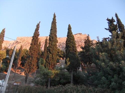アテネ_アクロポロスの北 (3)