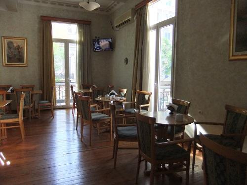 アテネ_「セシルホテル」の朝食 (3)