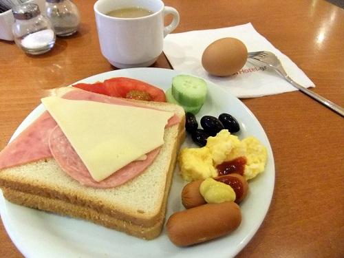 アテネ_アリオンの朝食
