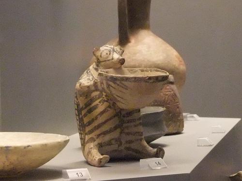 アテネ_考古学博物館のお笑い担当