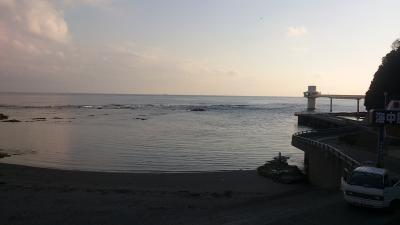 01-07 今日の海
