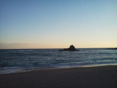 12-25 今日の海