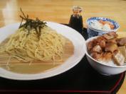 らーめんキッチンNaru-to ざるラーメン