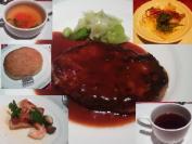 レストラン ホーム ランチAセット