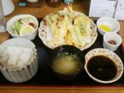 福田屋 上天ぷら定食