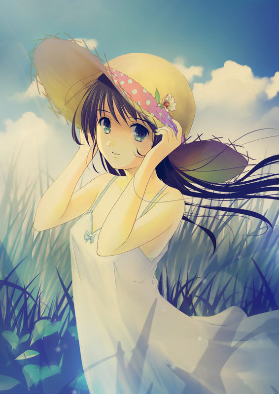 白い服に萌えるスレ5 ->画像>2671枚
