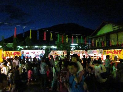 辰野ほたる祭り