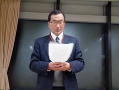 講師の南波正男氏