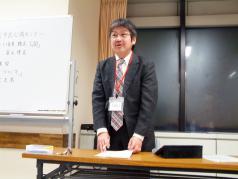 講師の富山博友氏