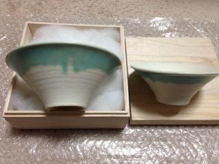 富士山茶碗2