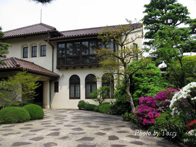 松山大学温山記念会館 旧新田邸