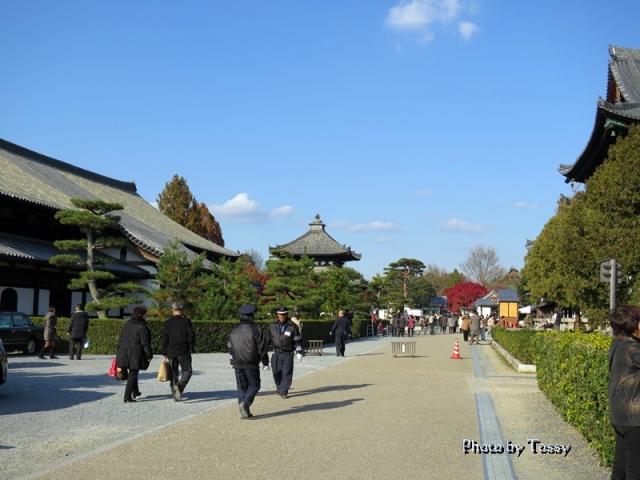 東福寺 境内