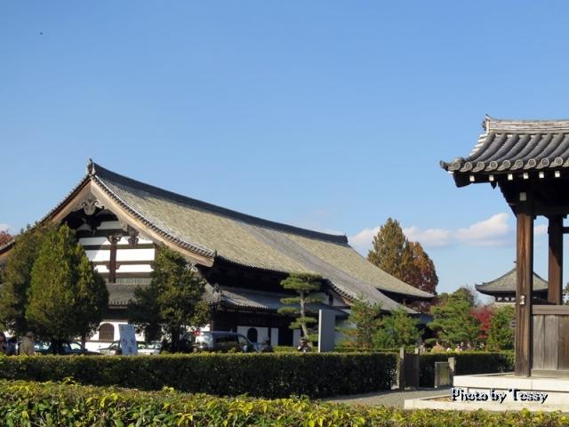 東福寺 禅堂