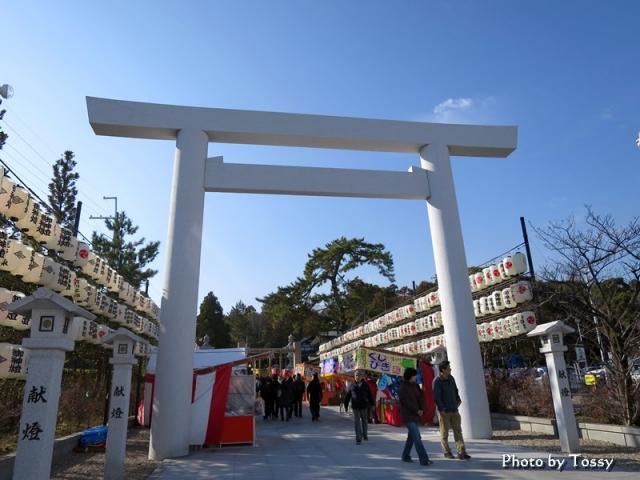 廣田神社大鳥居