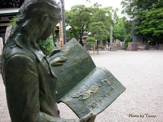 東日本大震災祈念像