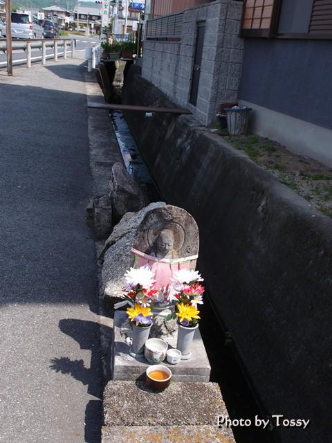 法隆寺への道