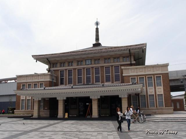 JR旧奈良駅