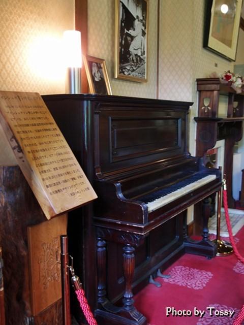 アインシュタインのピアノ