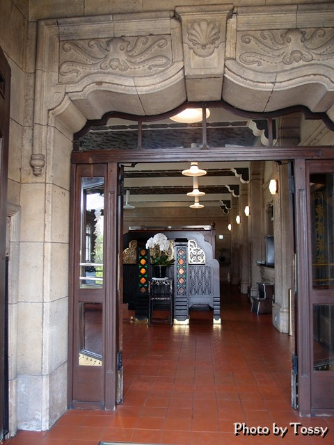 東華菜館 入口
