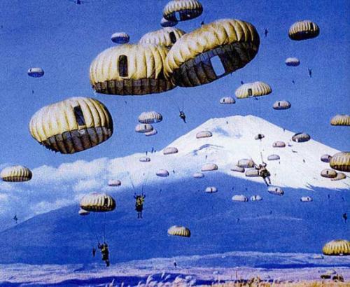 空挺隊500