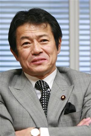 中川昭一氏A