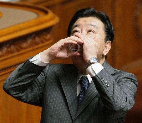 野田の水の飲み方