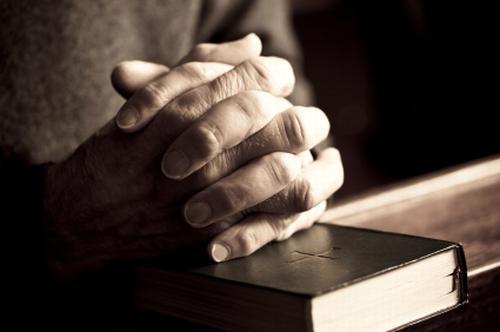 クリスチャンの祈り1