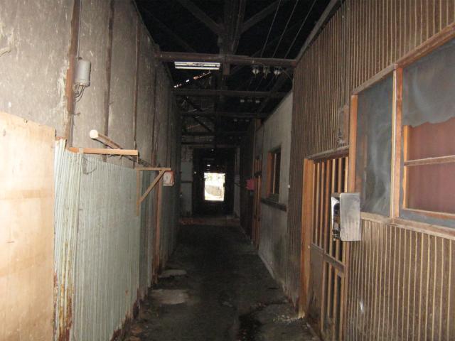 設営隊兵舎 (2)