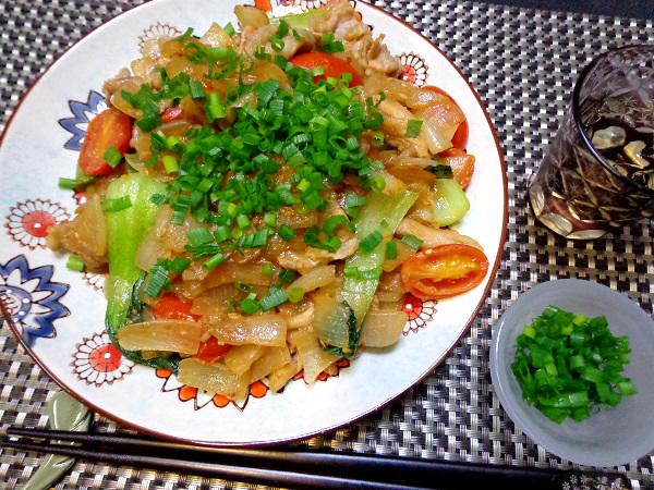 味噌野菜炒め11