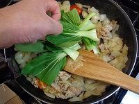 味噌野菜炒め08