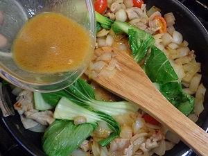 味噌野菜炒め09